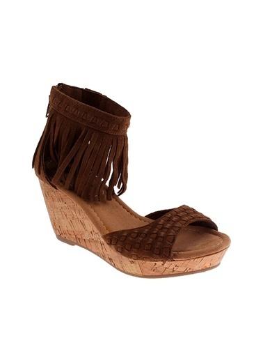 Mınnetonka Ayakkabı Kahve